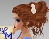!LM Ginger Updo Romance