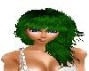 Chloe Green Hair
