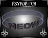PB Meow Collar Mesh