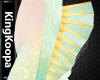 [K] L Mermaid Arm Fin