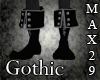 Gothic Adventure Boots