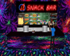 AWESOME 80's SNACK BAR