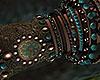 boho bracelets (R)