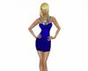 evas blue dress