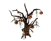 Halloween Dancing Tree
