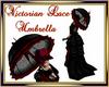 Victorian Lace Umbrella