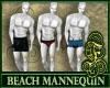 Beach Mannequin