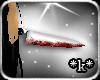 *k* Bloody knife animate