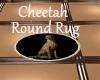 [BD]CheetahRoundRug