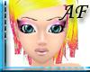 [AF]Yellow N Pink Ginny