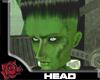 Frankenstein Head-M