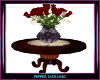 Foyer Table with Roses
