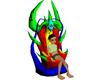 ~R Deriv Demon Throne