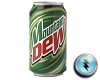 Mountain Dew Can Old