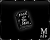 ᴍ | Book of the Dead