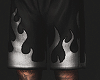 shorts + leg tattoos