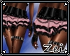 Bewitched PinkX Skirts