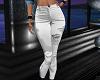 LJN Jeans Ripped White