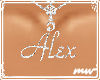!Necklace request Alex