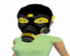 Yellow Assassin Mask