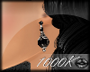 1000K LaNoir Earrings II