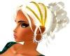 a<31 white grecian hair