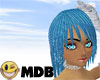 ~MDB~ BLUE JANIE HAIR