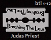 Judas Priest Breakin Law
