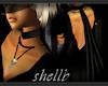 (FG) Femme Ribbon Choker