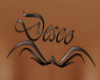 D~ Deseo Tattoo