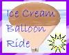 Ice Cream Balloon Ride