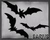 Bats Sticker I