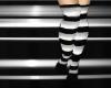 ~black and white sock~