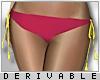0 | Boho Bikini Bottoms