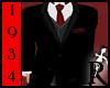 1934 Vintage Suit Top