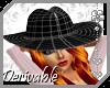 ~AK~ Drv WideBrimmed Hat