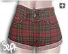 [+] Tartan Shorts |F