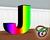 Rainbow J Animated