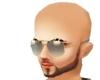 Bald-no hair