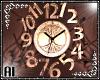 *Relax* Wall Clock