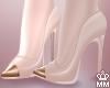 ♥ Boujee Boots - Cream
