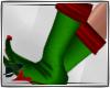 santas elf shoes