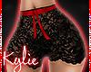 XXL Lace Shorts