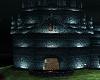 Castle in the night sky