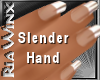 Wx:Slender Pearl Tipped