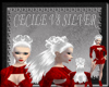 [FCS] Cecile V8 Silver