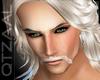 [8Q] Moustache 2 White