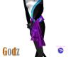 DanuMorriganGodz WSF Purple Belt Female