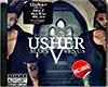Custom Usher CD