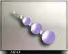 !M! Pastel earrings